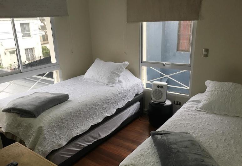 白屋套房酒店, 維納德爾瑪, Twin Room , 客房