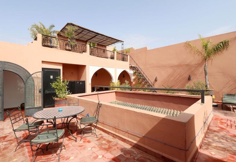 Riad ViewPoint, Marrakech, Terasa / vidinis kiemas