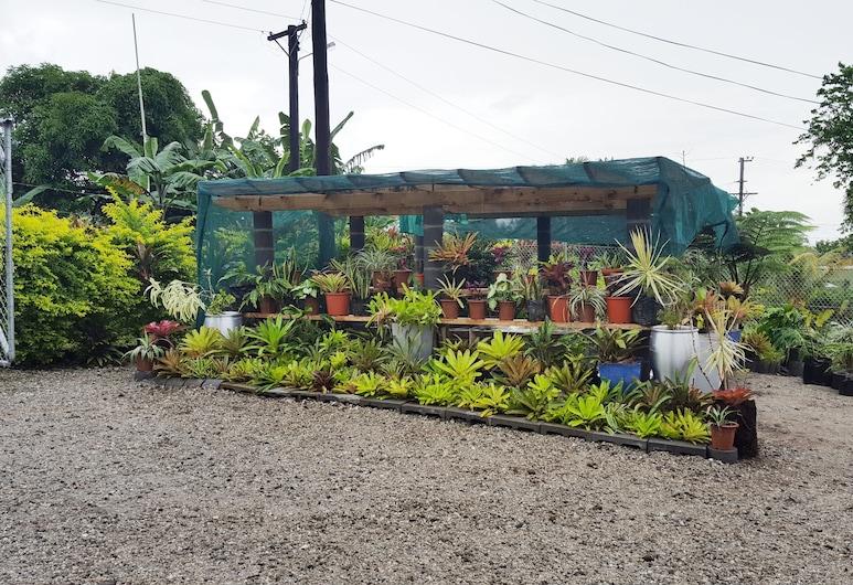 Uili's Farm House, Apija, Dārzs