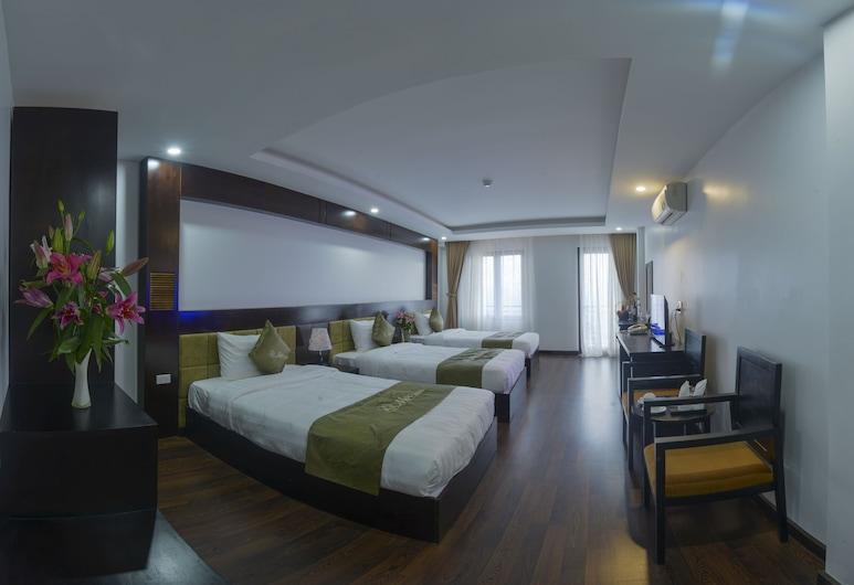 Moc Hotel Sapa, Sa Pa, Deluxe Room, Guest Room