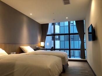 Fotografia do Honest&Warm Hotel em Cidade de Taoyuan