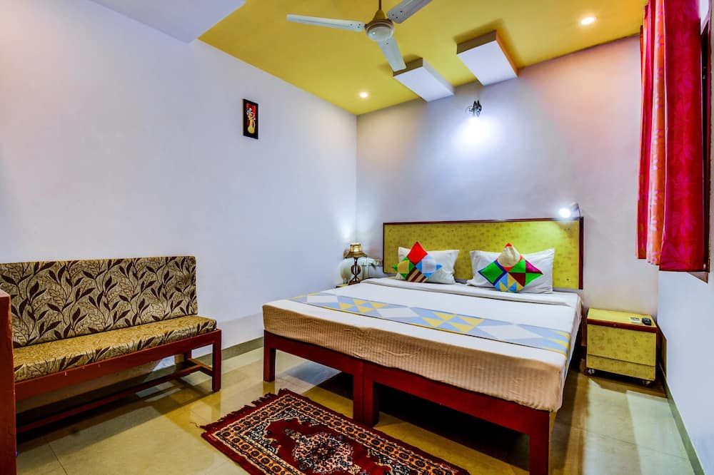 Comfort driepersoonskamer - Eetruimte in kamer