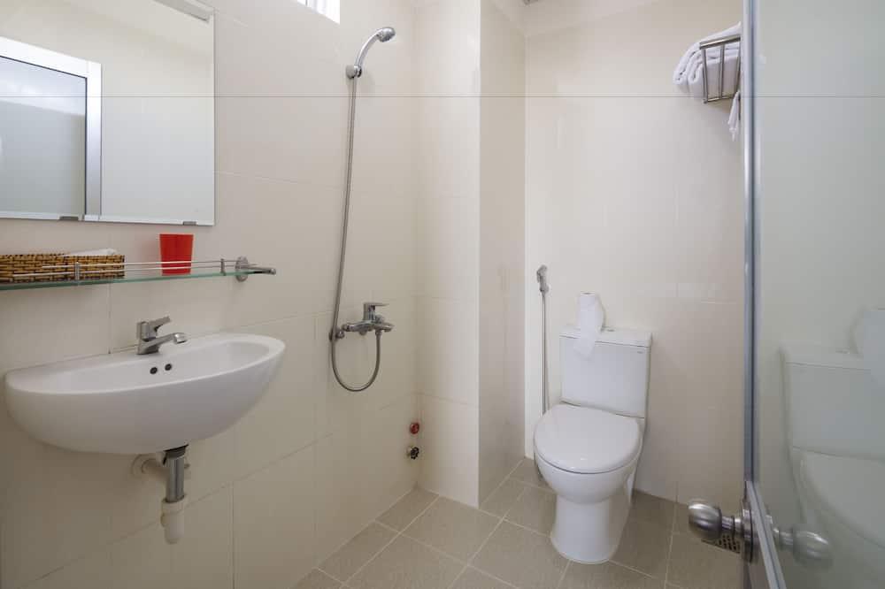 標準雙人房, 1 張標準雙人床, 城市景觀 - 浴室