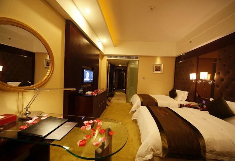 皇家太子酒店, 佛山市, 高級雙床房, 客房