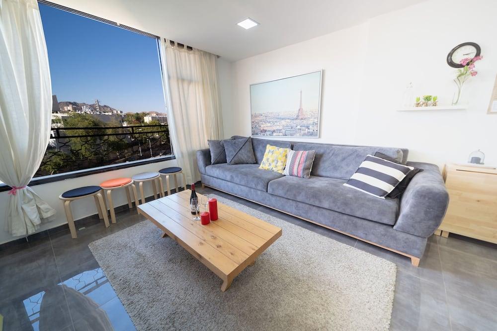 Classic apartment, 1 bedroom - 客廳
