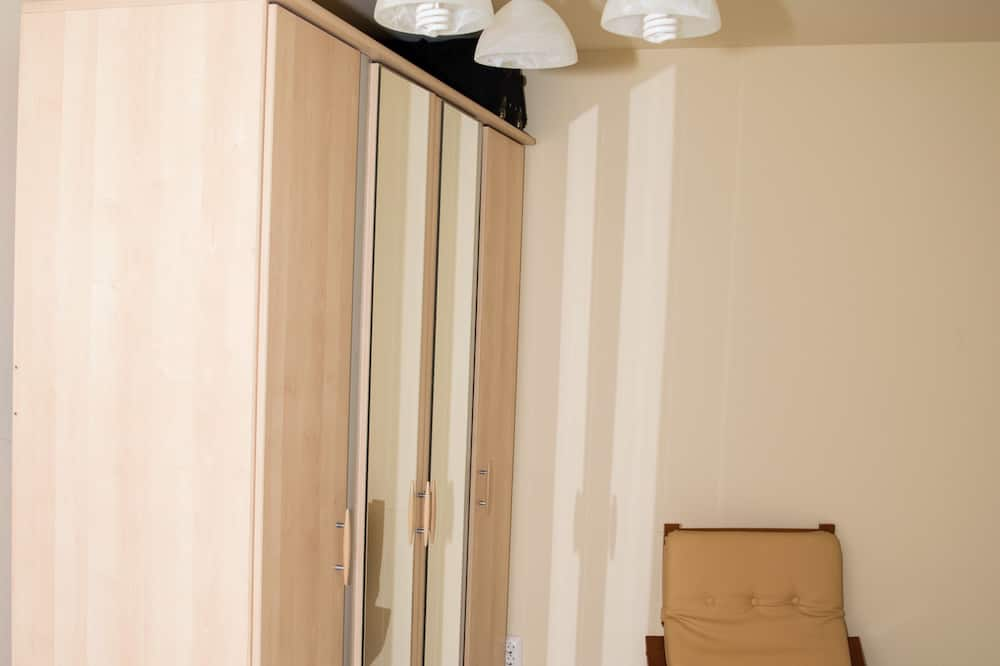 Habitación doble superior, 1 cama Queen size, para no fumadores - Sala de estar