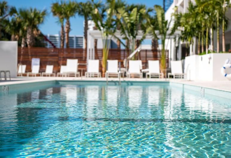 The Sarasota Modern, a Tribute Portfolio Hotel, Sarasota, Uima-allas