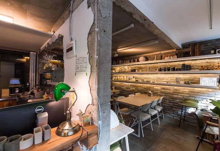 더 큐브 호텔 - 호스텔, 서울특별시, 레스토랑