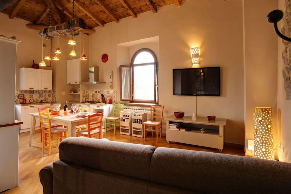 Апартаменты (Contessa) - Обед в номере