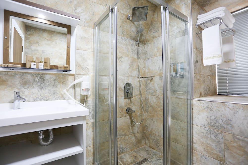 Standartinio tipo numeris, Nerūkantiesiems - Vonios kambarys