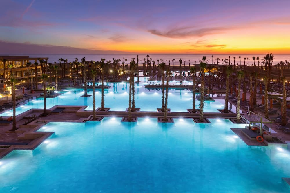 Hotel Riu Palace Tikida Taghazout - All inclusive