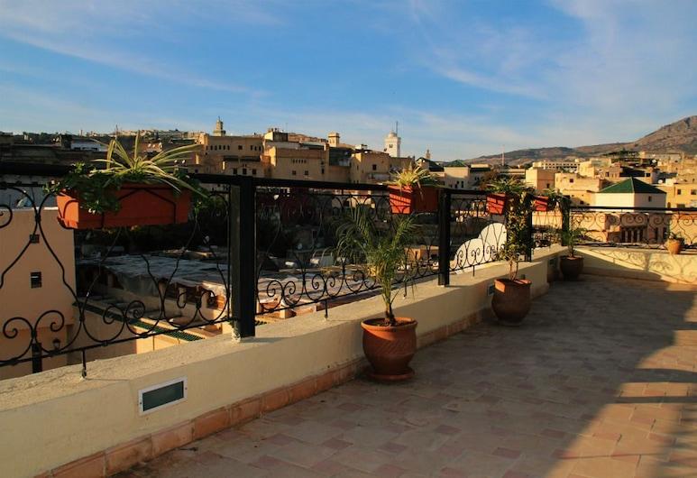 Riad Fes Bab Rcif & Spa, Fès, Terrasse/Patio