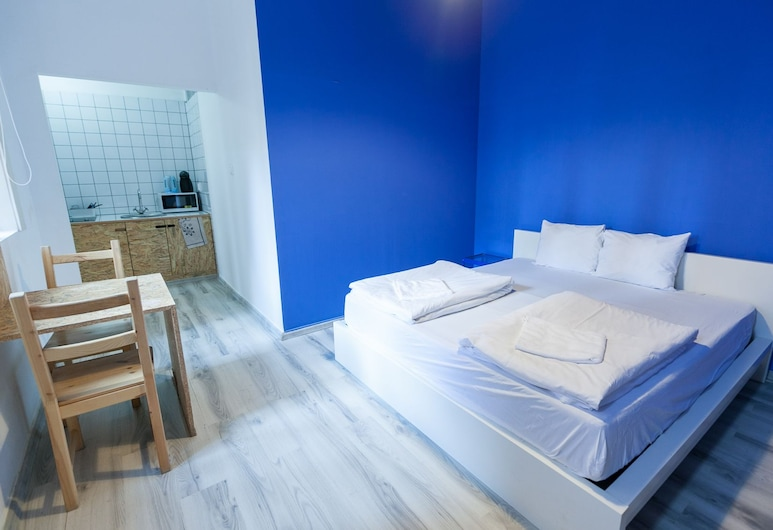 Colorful Ernesto IV, Budapest, City Studio, 1 Queen Bed, Room