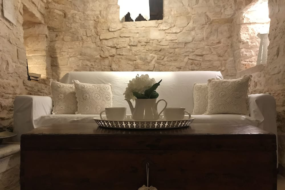 Suite Trullo - Living Area