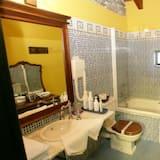 四人房, 共用浴室 - 浴室