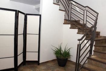 Selline näeb välja Hotel 15 Avenida, Tapachula