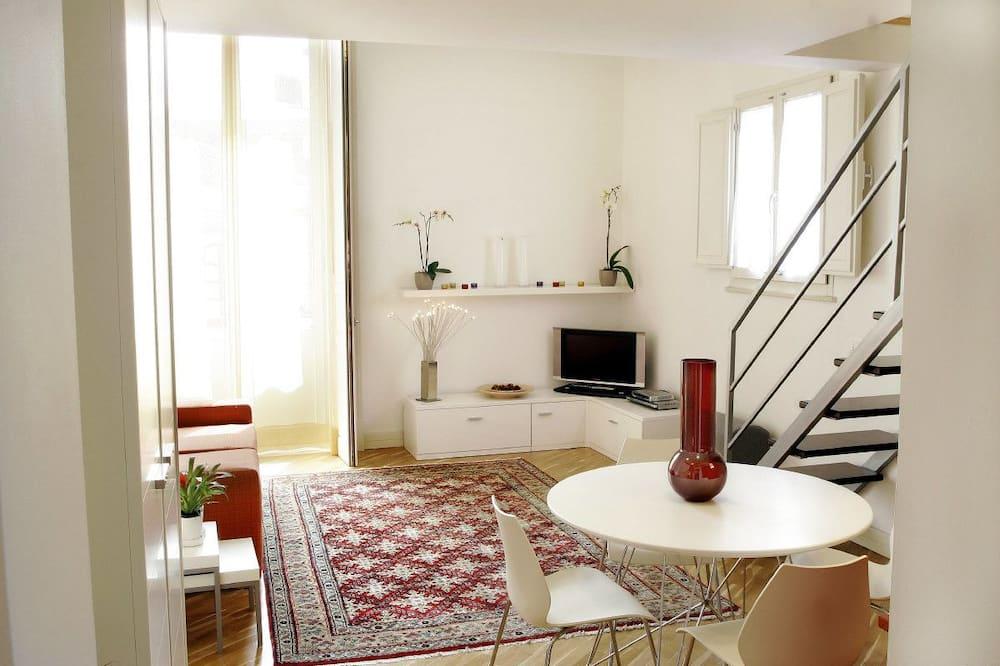 Apartmán typu Superior (Circe) - Obývací prostor