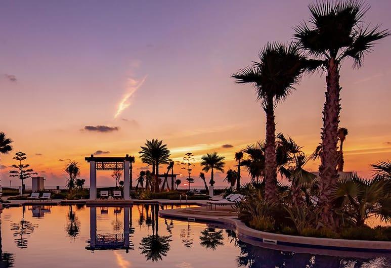 Hilton Tangier Al Houara Resort & Spa, Hjar Ennhal, Pool