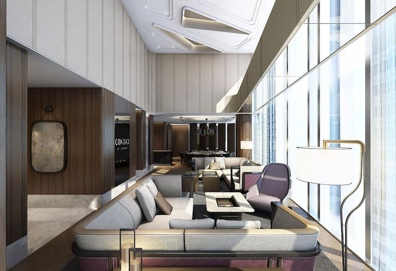 Conrad Hangzhou, Hangzhou, King Presidential Suite, Guest Room