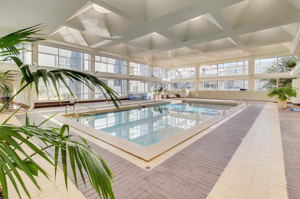 House, Multiple Beds (Radiante apartamento Van Gogh 1304) - Pool