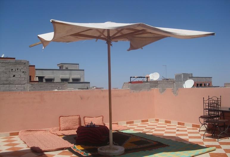 Dar aicha, Aghouatim, Terrass