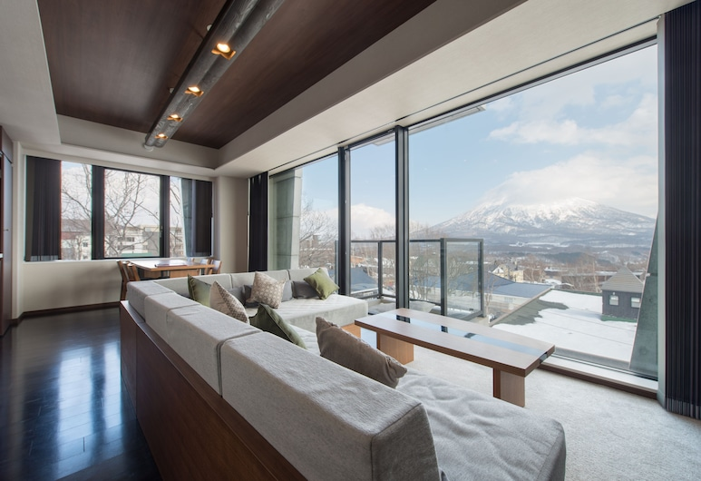 Niseko Central Condominiums, Kutchan, Nozomi Views Condo 1 Bedroom, Zimmer