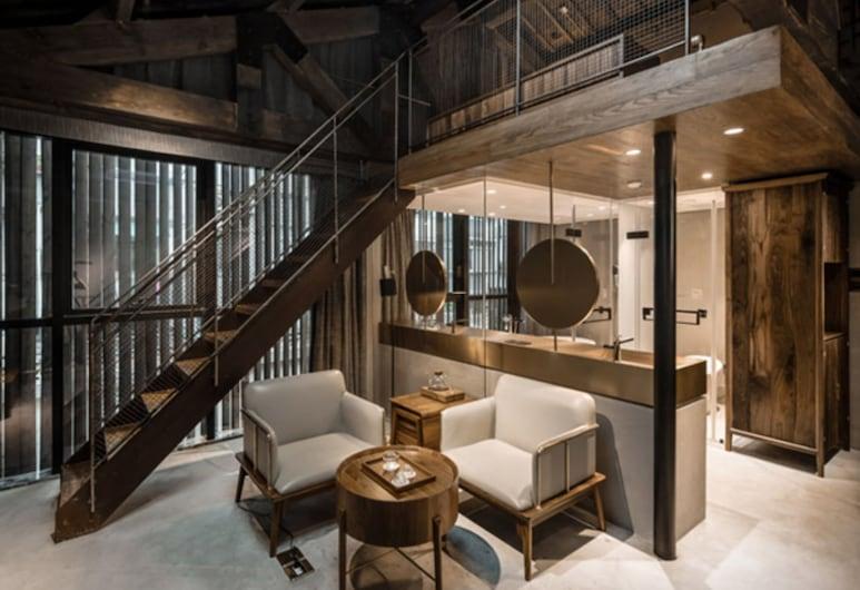 渝舍印象酒店, 上海市, 潤, 客房