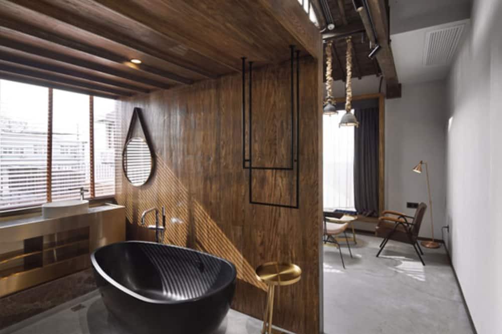 Quarto Duplo Design - Casa de banho