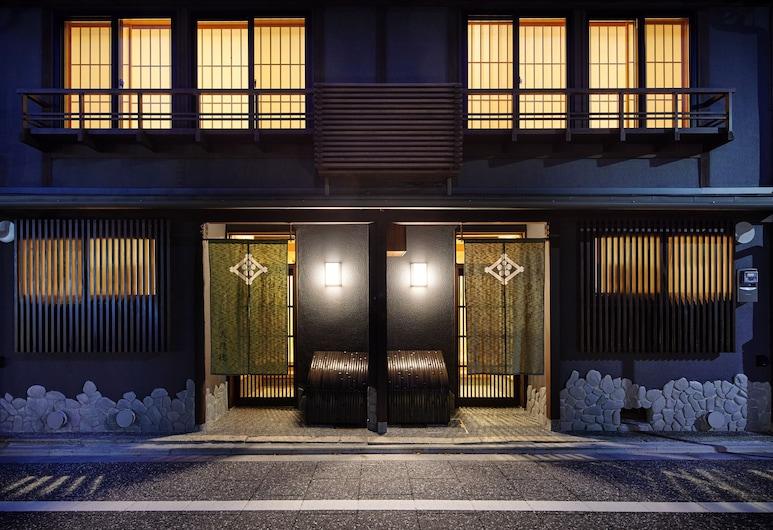 宿ル KYOTO HANARE ぎをん白川の宿, 京都市, ホテル エントランス