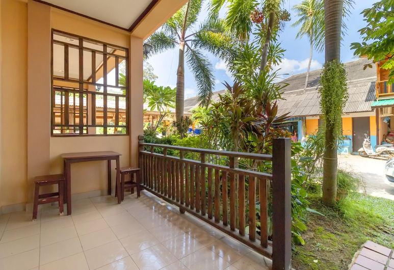 The Bulin Residence, Ko Samui, Standard Apartment with Patio - Ground Floor, Teres/Laman Dalam