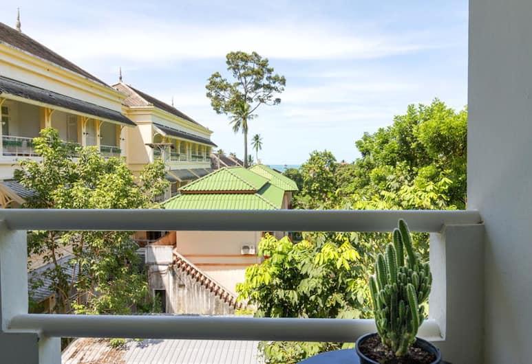喬姆蘇梅廣場飯店, 蘇梅島, Penthouse Apartment with Sea View , 客房景觀