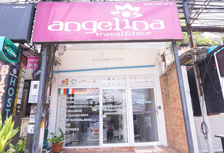 Angelina Guesthouse, Patong