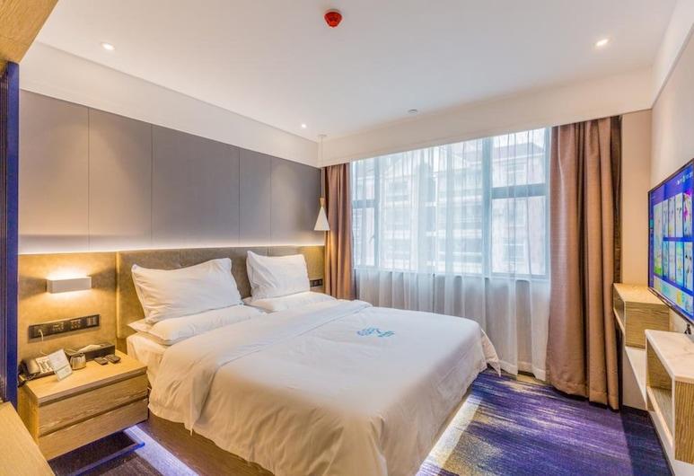 麗芙酒店 (廣州萬科里江泰路地鐵站店), 廣州市, 麗玥大床房, 客房