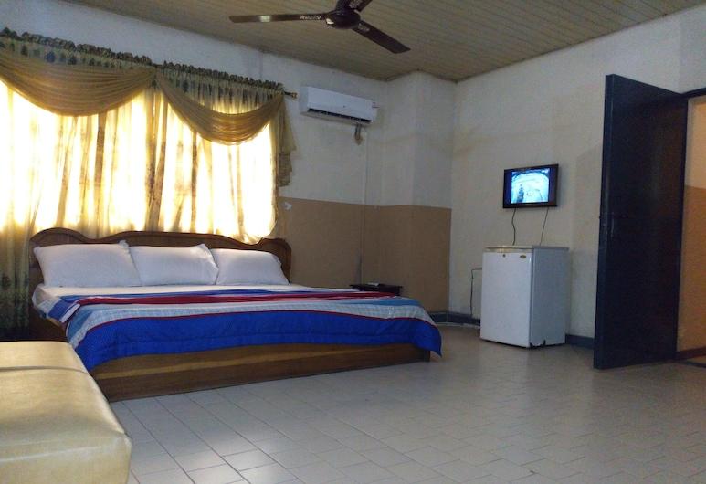 Feligold Royal Hotel, לאגוס, סוויטת רויאל, חדר אורחים