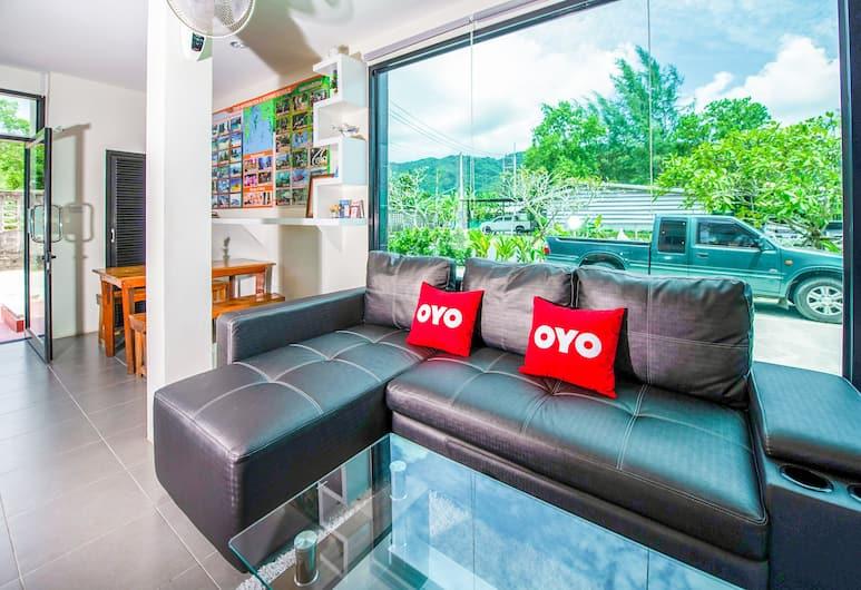 OYO 263 旅程住宅酒店, Choeng Thale, 大堂