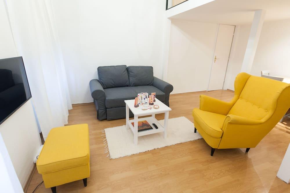 Appartamento City, Letti multipli - Area soggiorno
