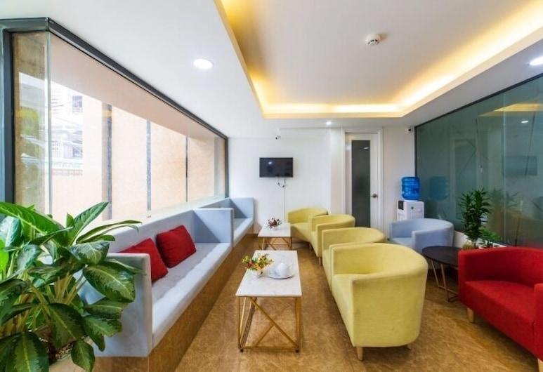 GIC Apartment and Hotel, Ho Chi Minh City, Lobby Lounge