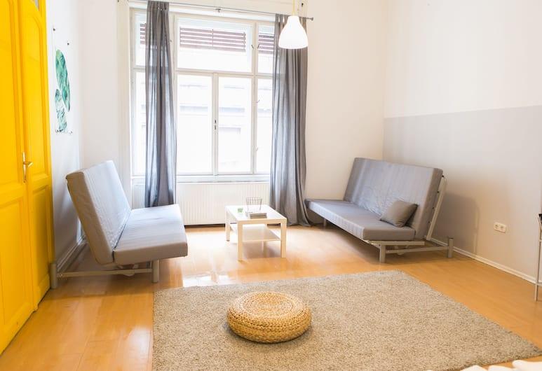 Fullhouse Ernesto III, Budapeszt, Apartament typu City, 5 sypialni, Powierzchnia mieszkalna