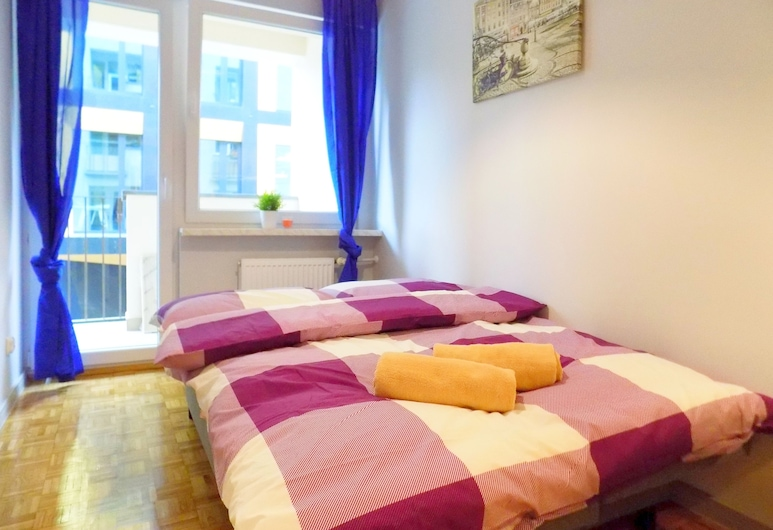 City Central Hostel Laciarska, Wroclaw, Double Room, Shared Bathroom (LaP7), Guest Room