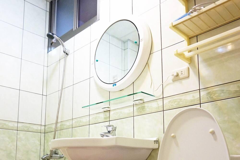 Dortoir Partagé Économique, 1 chambre - Salle de bain