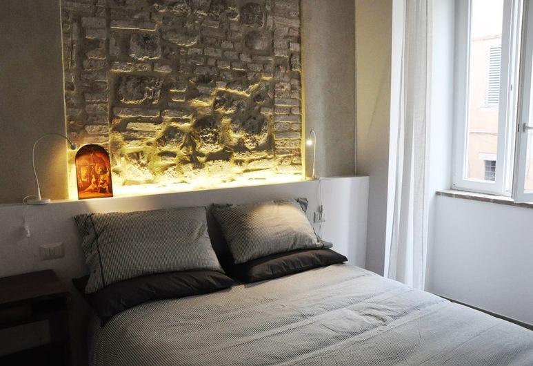 Ottaviani House, Perugia, Departamento romántico, 2 habitaciones, Habitación