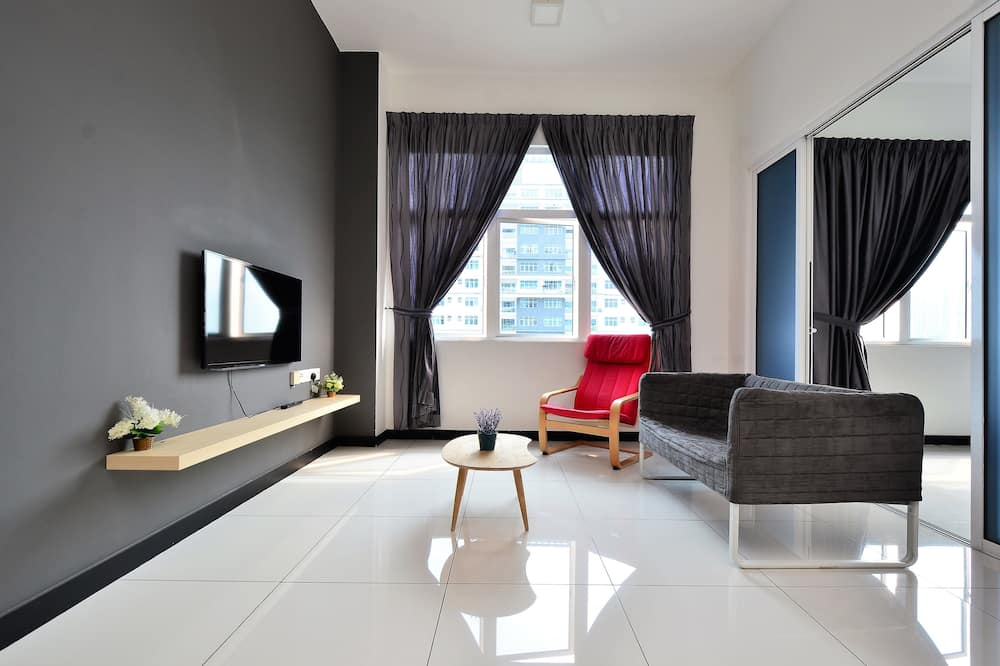 Standard Apartment, 1 Bedroom, Non Smoking - Living Area