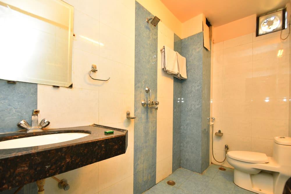 Chambre Double Deluxe, 1 lit double, non-fumeurs - Salle de bain