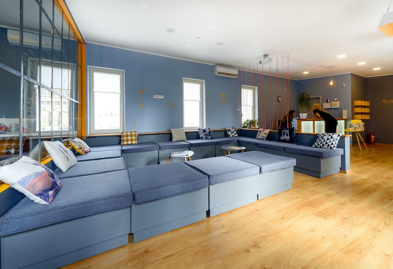 Friday Hostel, Odessa, Lobby-Lounge