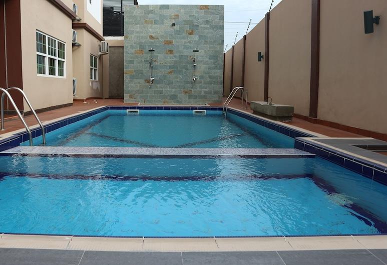 Frederick's Lodge, Kumasi, Pool