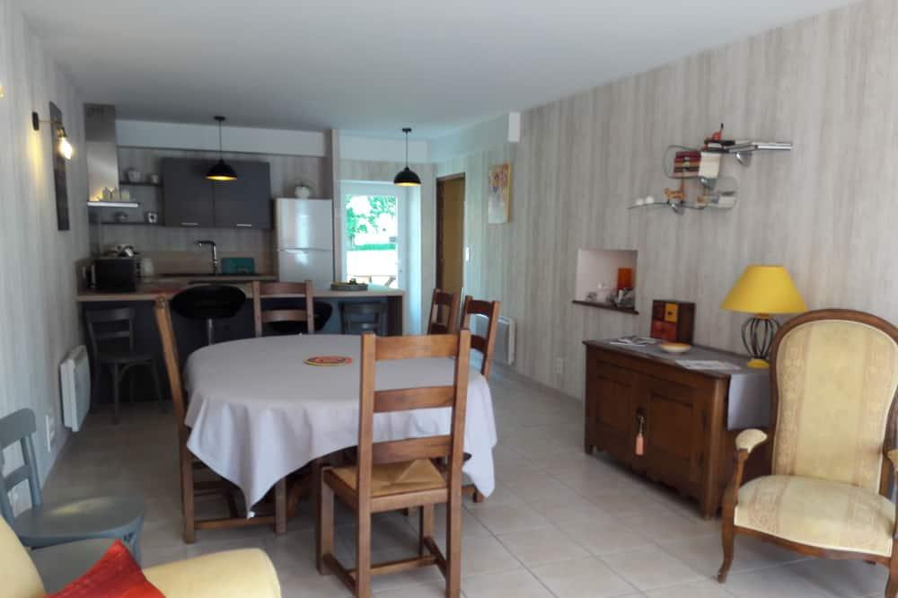 Dom Comfort, 4 sypialnie, dla niepalących - Powierzchnia mieszkalna