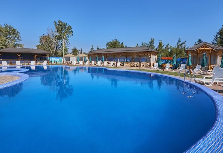 Grand Hotel Uzbekistan, Jizzakh, Outdoor Pool