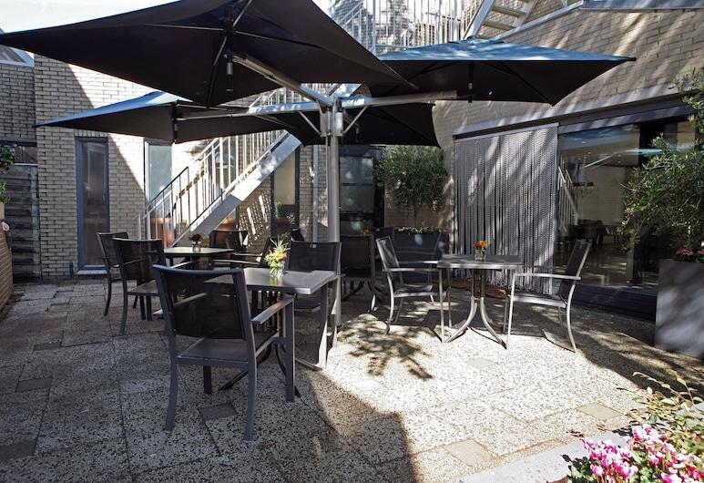 Hotel de Lis, Ліссе, Тераса/внутрішній дворик