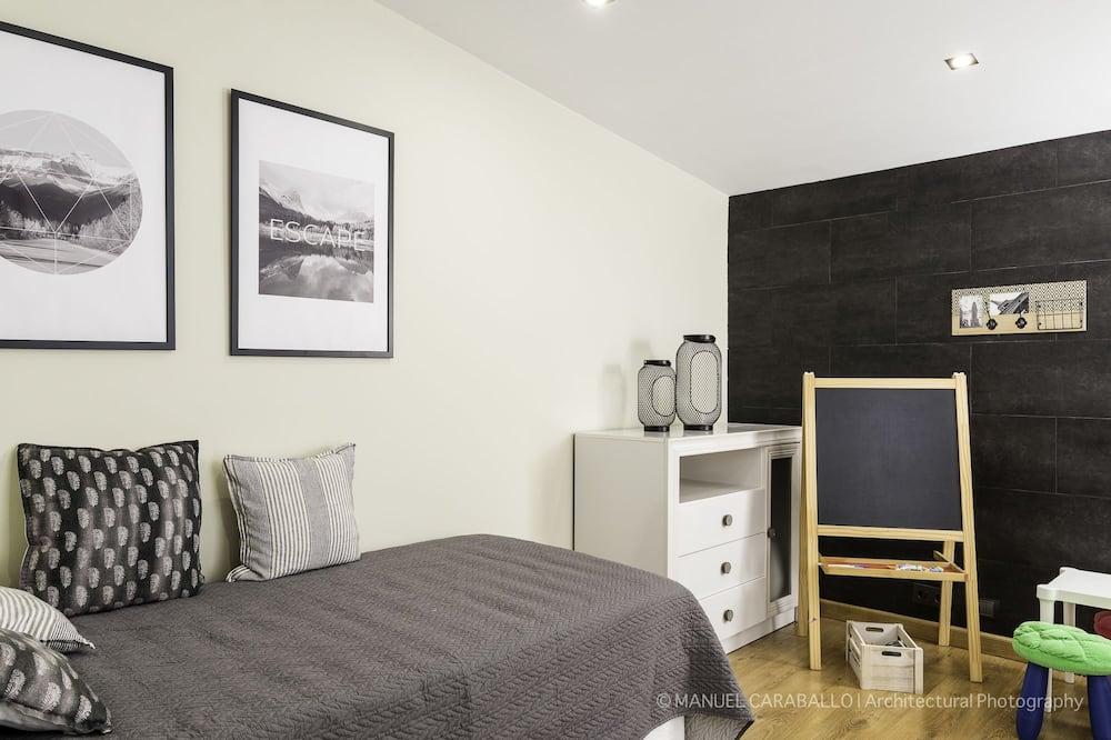 Dvoupodlažní apartmá, 3 ložnice - Rodinný pokoj