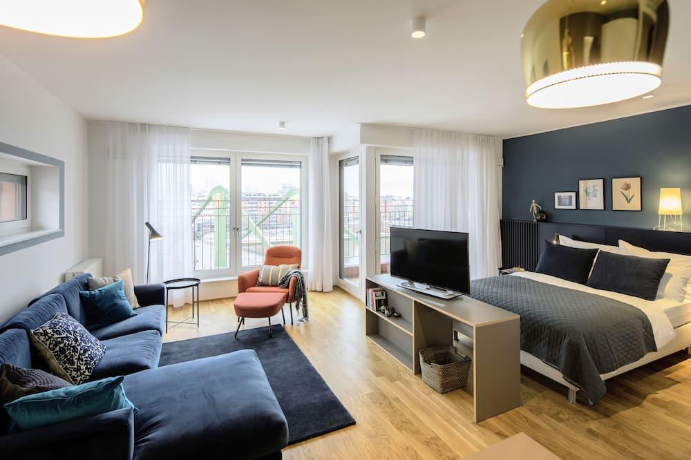 Executive Studio, River View (Comfort Single) - Room